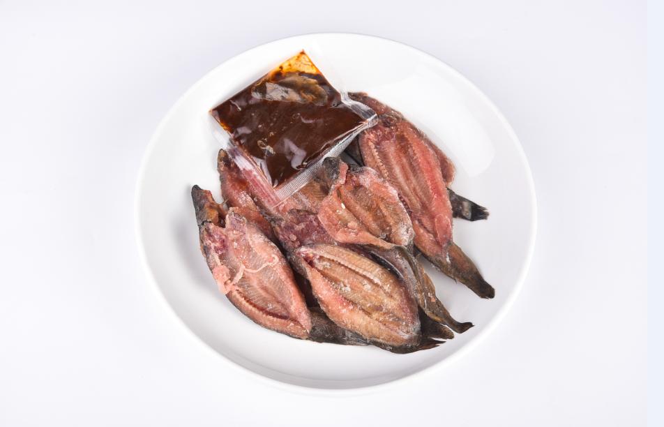 1红烧鳗鳅原料